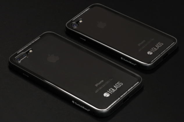World's first Glass Case for Jet Black iPhone