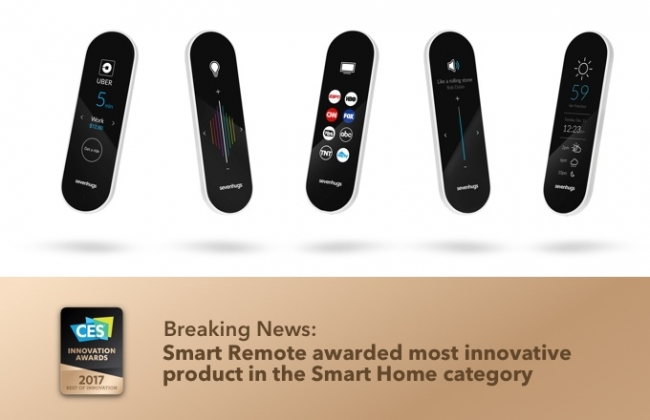 Sevenhugs Smart Remote: The Remote for Everything
